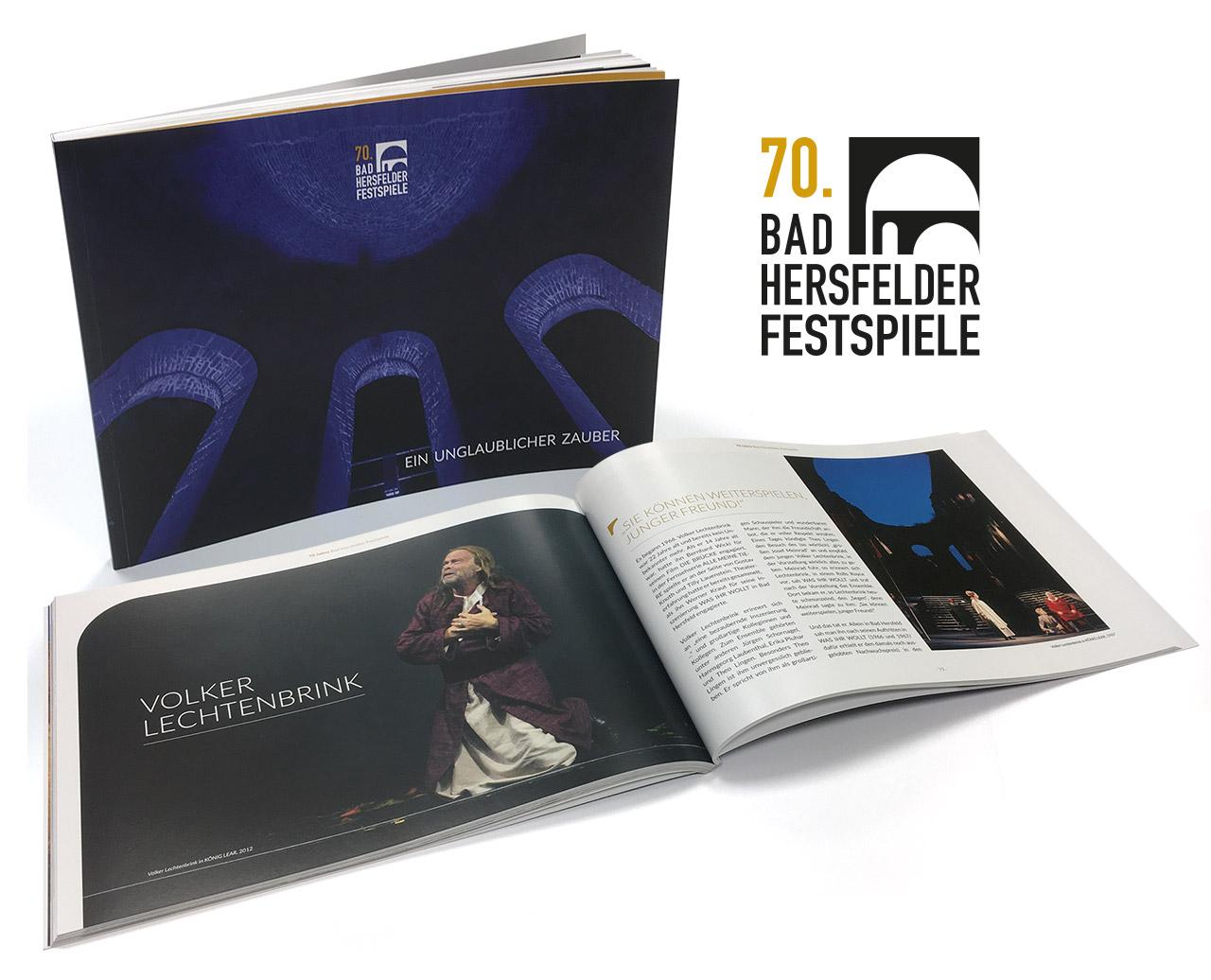Chronik - 70 Jahre Bad Hersfelder Festspiele