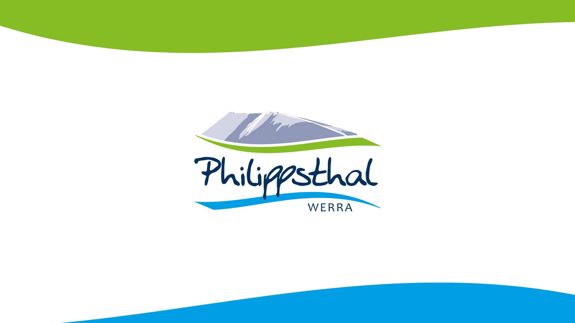 Marktgemeinde Philippsthal – Logogestaltung