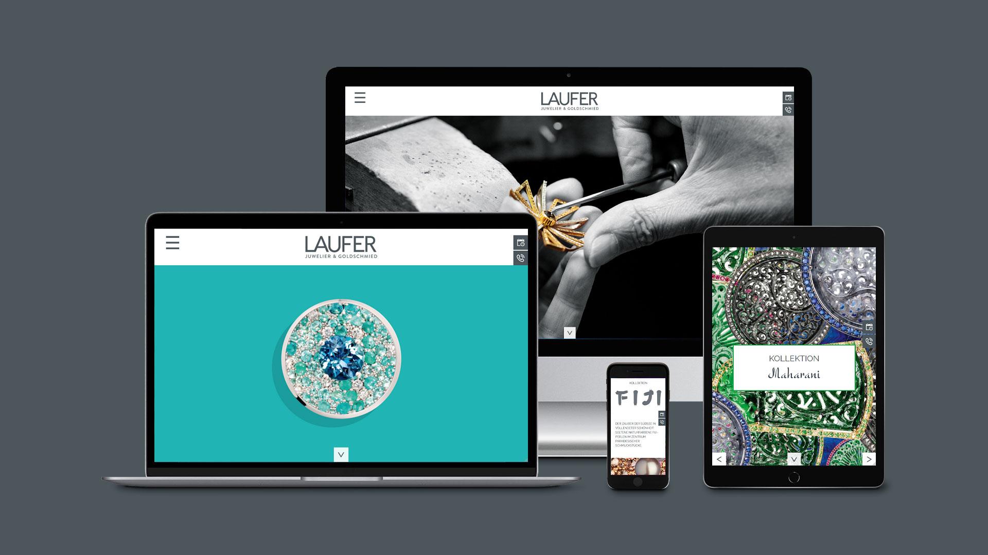 STRAHLENDE NEWS – www.laufer-juwelier.de