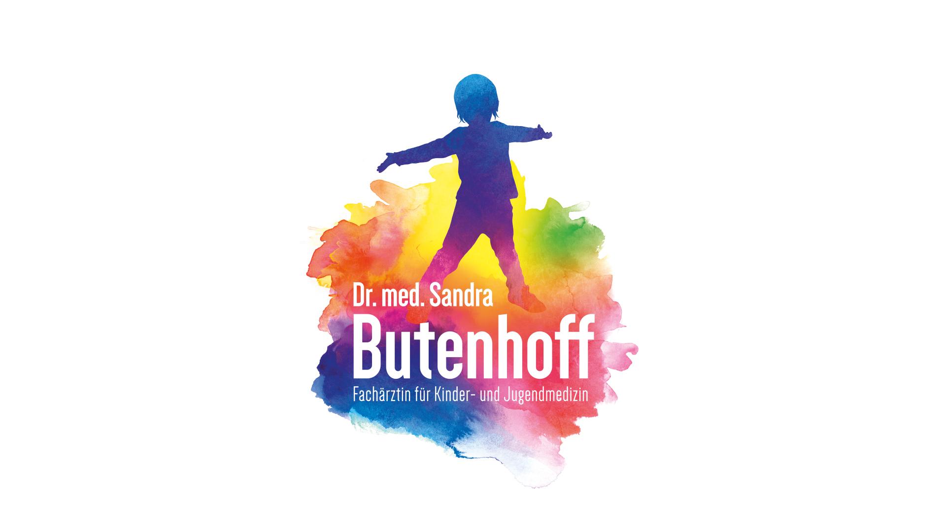 Logoentwicklung Kinderarztpraxis Dr. Butenhoff
