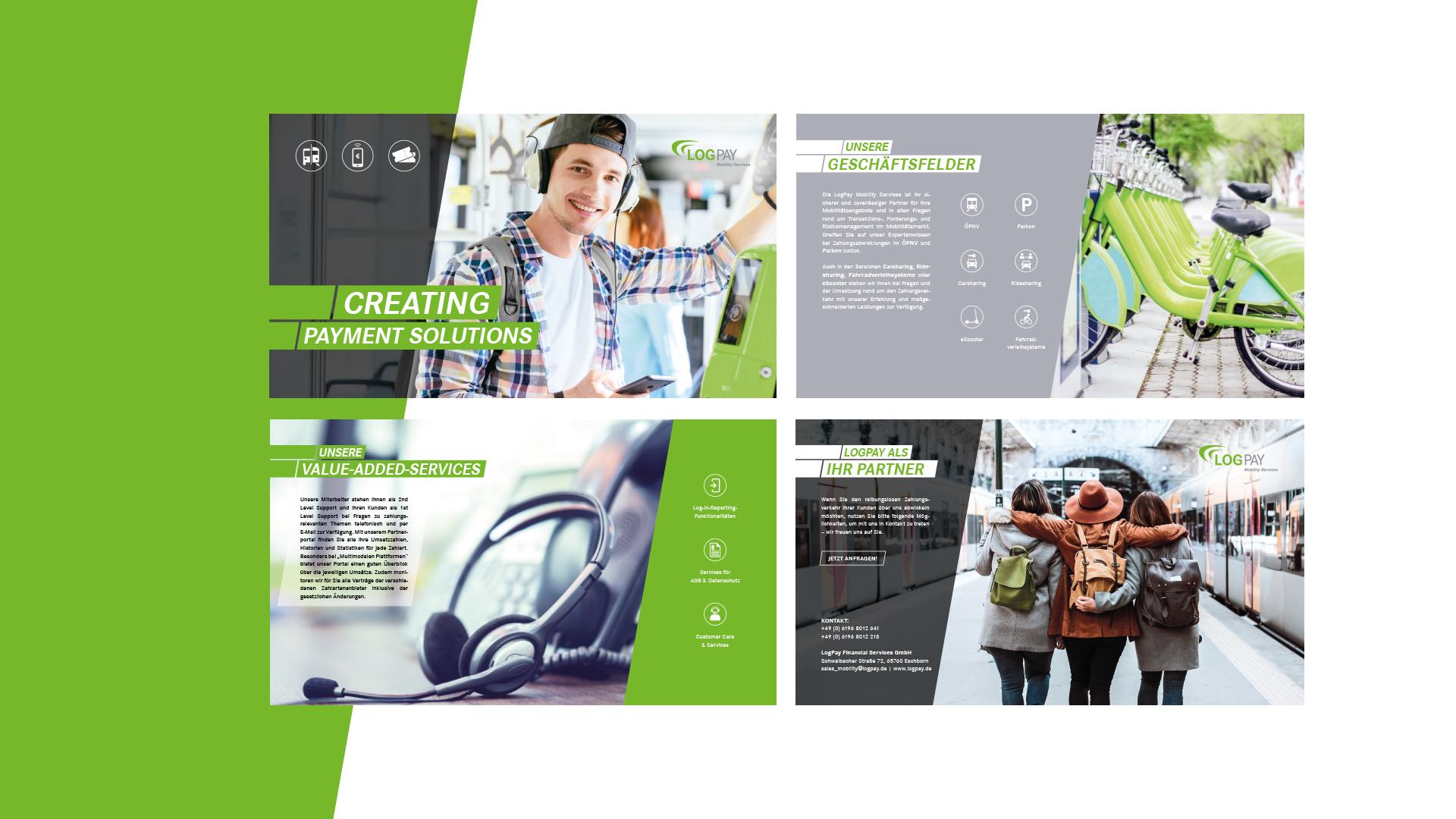 LogPay – Printdesign