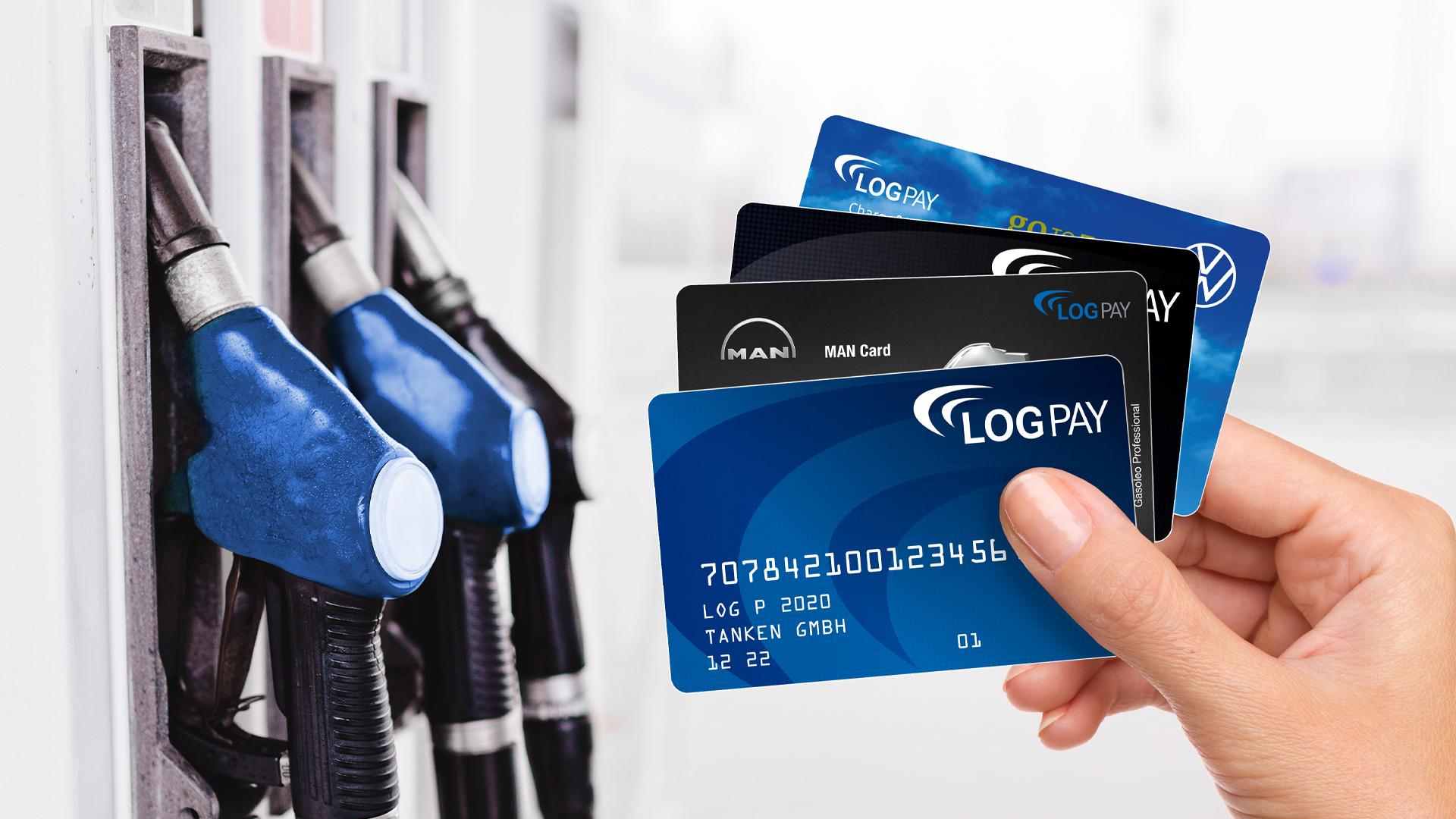 LogPay – Tankkarten