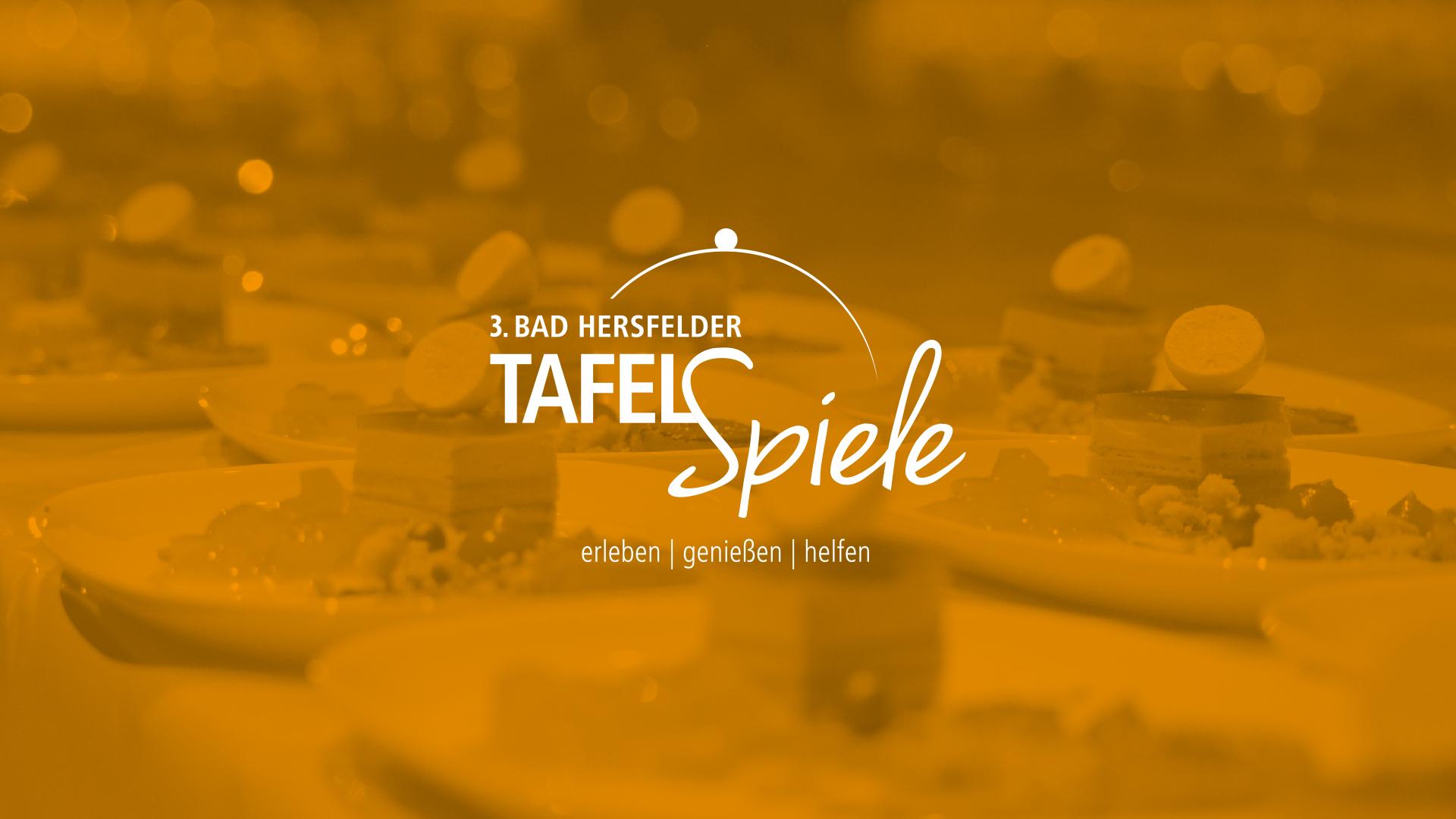 Logo der Tafelspiele der Tafel Bad Hersfeld